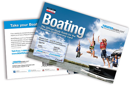 Boating exam study guide canada