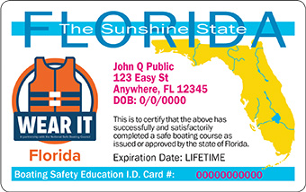 Florida Boater Card