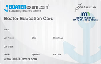 Minnesota Boater Card