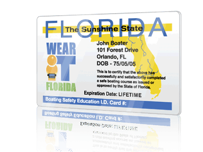 get your florida boating license online | boaterexam®