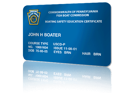 Boating co Florida Safety Education Card Applycard