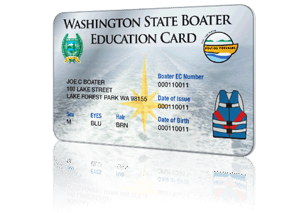 get your wa boating license online | boaterexam®