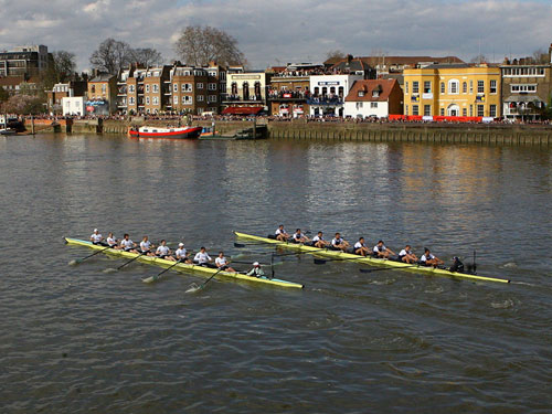 Oxford vs Cambridge University Boat Race