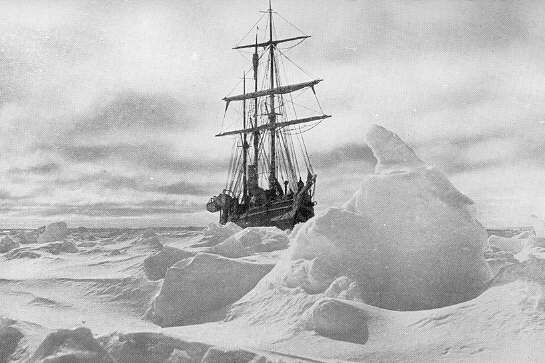 Shackleton's ship Endurance