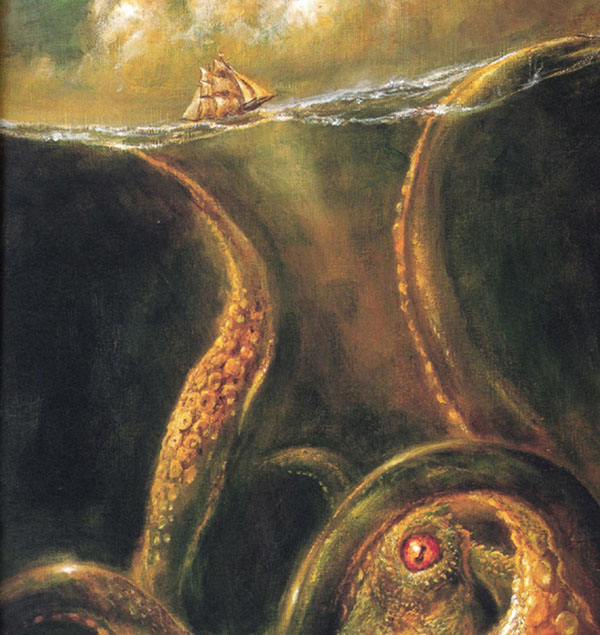 history s great mythical sea monsters boaterexam com