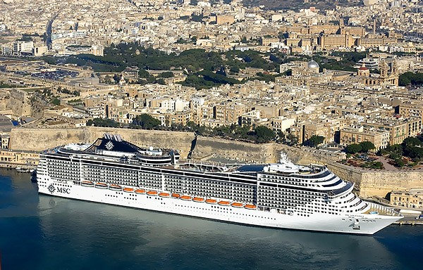 The Most Estravagant Cruise Ships BOATERexamcom - How much do cruise ships cost to build